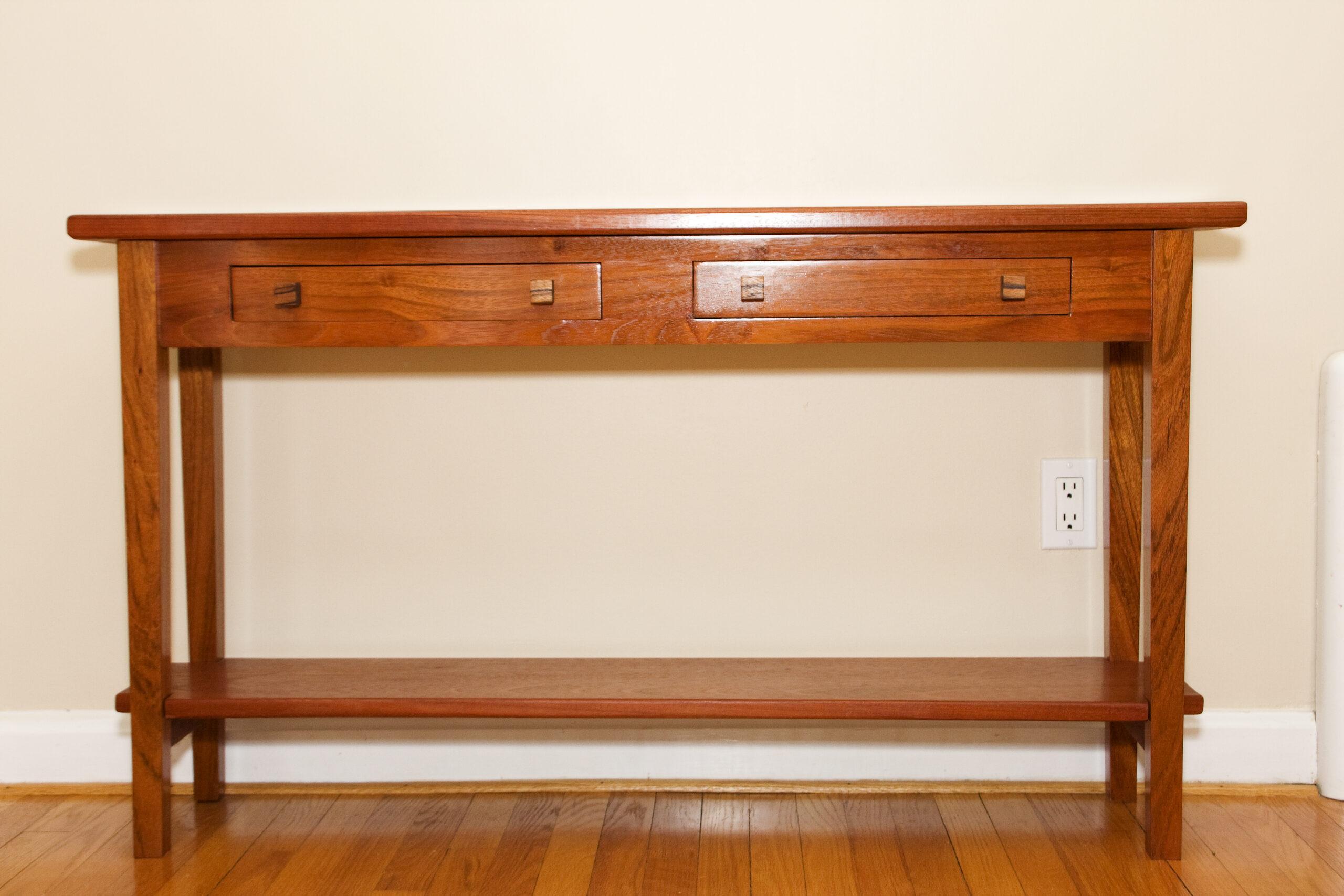 Sofa Display Table
