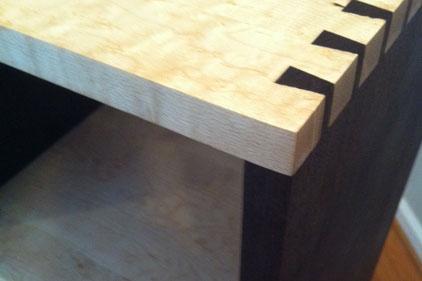Heidi Display Table