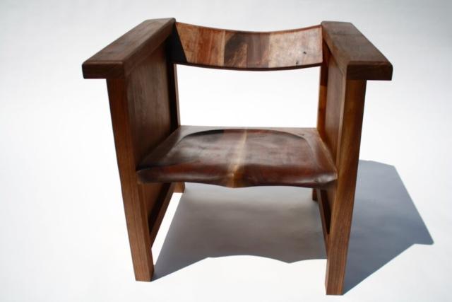 lc2 chair, wood lc2 chair, lecorbusier wood chair, walnut lc2 chair, spugnardi chair