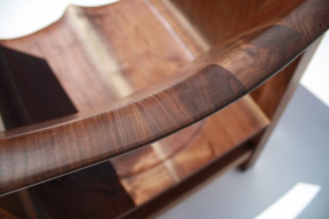 walnut le corbusier chair lc2 chair lounge chair