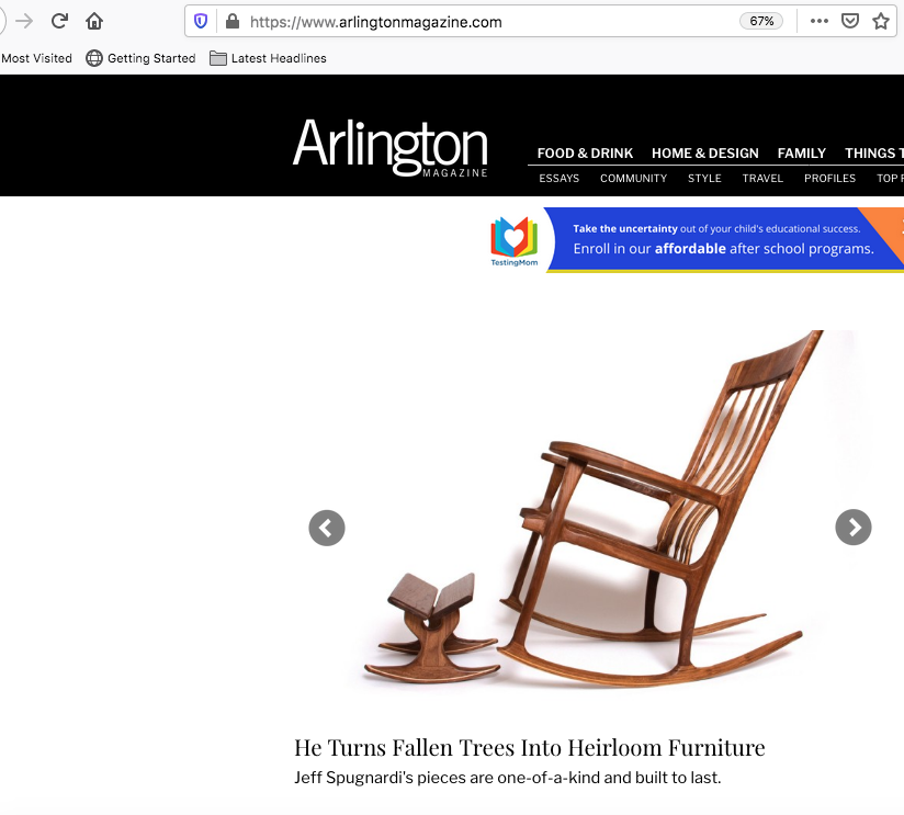 Arlington Magazine October 2020